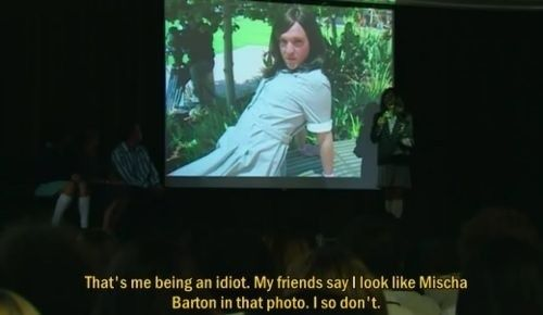 When she was humble: | 22 Times Ja'mie King Was The Most Real And Inspiring Person On Television