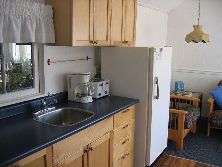 Kitchen in the Prawn Palace www.fishermansresortmarina.com