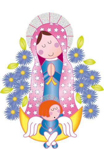 Imagenes+De+La+Virgen+De+Guadalupe+En+Caricatura