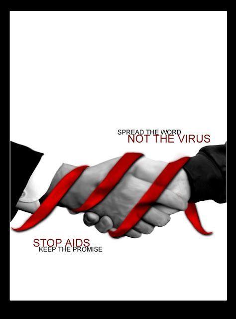 10 Best Awareness Advertisements Posters on HIV AIDS   HDpixels - High Definition Picture Elements