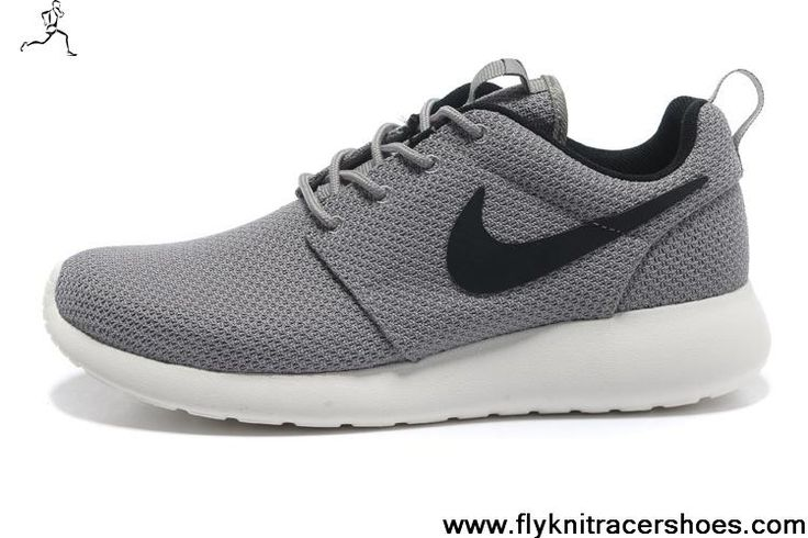 Buy Latest Listing Nike Roshe Run Gray Black 511881-061 Mens The Most  Flexible Running Shoes | Roshe | Pinterest | Roshe, Nike roshe and Running  shoes
