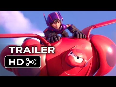 The earlier trailers and clips for Disney's superhero film Big Hero 6 have focused mainly on how funny and adorable its characters—especially medical robot Baymax—are. But this trailer hits home the tragedy at the heart of the film.
