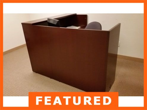 Rudnick Used Executive Office Furniture - Used Office Furniture For Sale