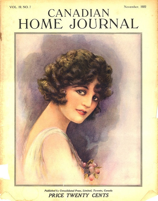 17 Best Images About Vintage Canadian Home Journals On