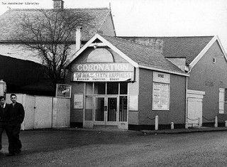 Coronation Cinema, Longley Lane, Northenden | by archivesplus