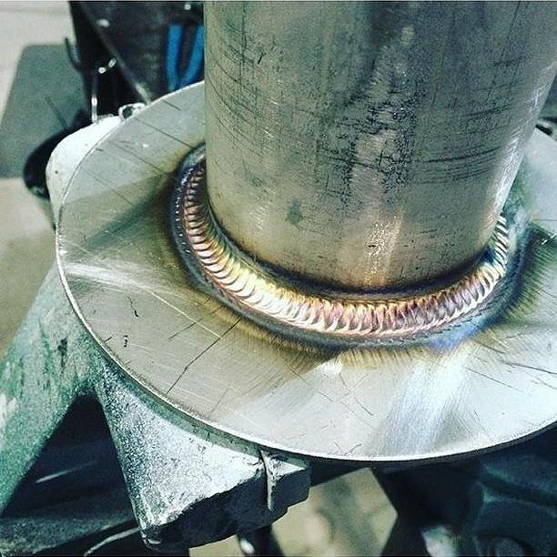 @blaket728 giving 120% while on the job   Tag your buddies   Use #fabricationnation   Dm us your work   #fab #fabrication #fabricationnation #weld #welds #weldz #welding #daily #everyday #tig #mig #stick #migwelding #stickwelding #tigwelding #miller #millerwelders #lincolnelectric #dm #follow #shoutout #tag #sick #dimes #weaves #hashtag #hashbrown #pipe