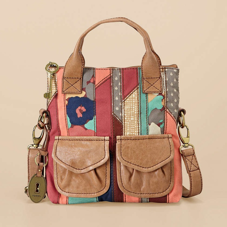 If I can't work for Fossil, the next best thing would be to carry this around $158