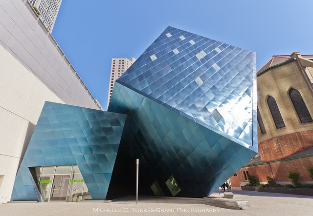 Contemporary Jewish Museum by flygrl67, via Flickr