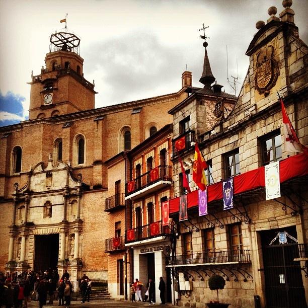 Plaza Mayor de Medina del Campo