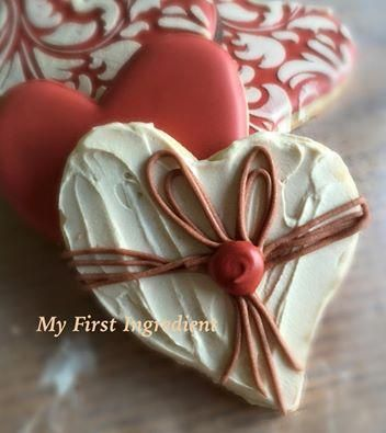 rustic heart | Cookie Connection