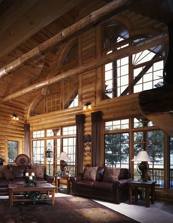 42 Best Cozy Cabins Images On Pinterest Log Houses