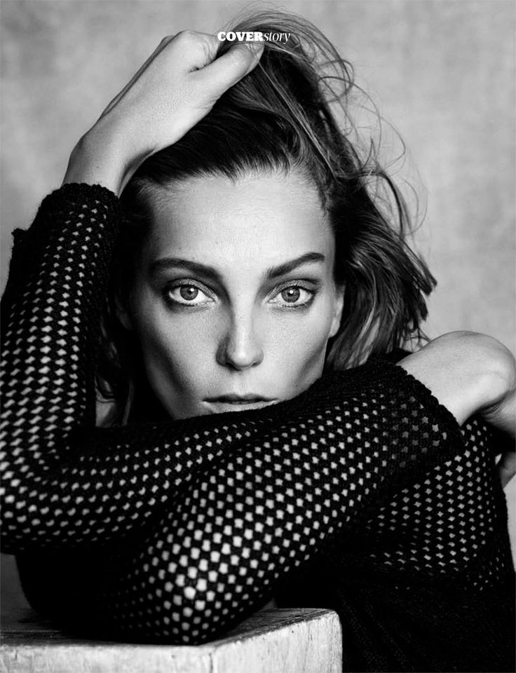 daria werbowy pictures5 Daria Werbowy Poses for the November Issue of Madame Figaro by Nico