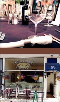 Michelangelo Restaurant offers you the best in Mediterranean cuisine in Eastbourne. We specialise in Italian, French, Spanish and Portuguese cuisine, using fresh, organic, local ingredients. Our chef John has over 20 years experience and was head chef at Luigi's for many years.