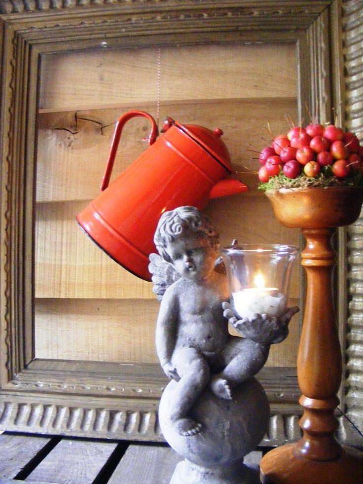 over landelijk & engelse stijl, woonaccesoires op Pinterest - Shabby ...