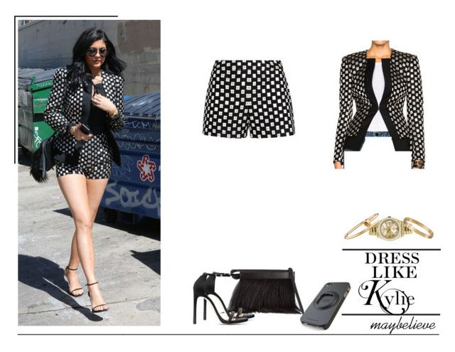 Kylie Jenner #11 by maybelieve on Polyvore featuring moda, sass & bide, Stuart Weitzman, 3.1 Phillip Lim and Rolex