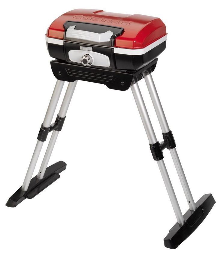 Gas Grill Portable Tabletop Outdoor Camping Picnic