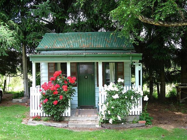 Cottage in Kingston, NZ