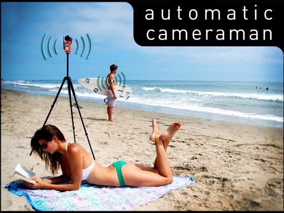 SOLOSHOT - Go Film Yourself... Automatically by SOLOSHOT, via Kickstarter.