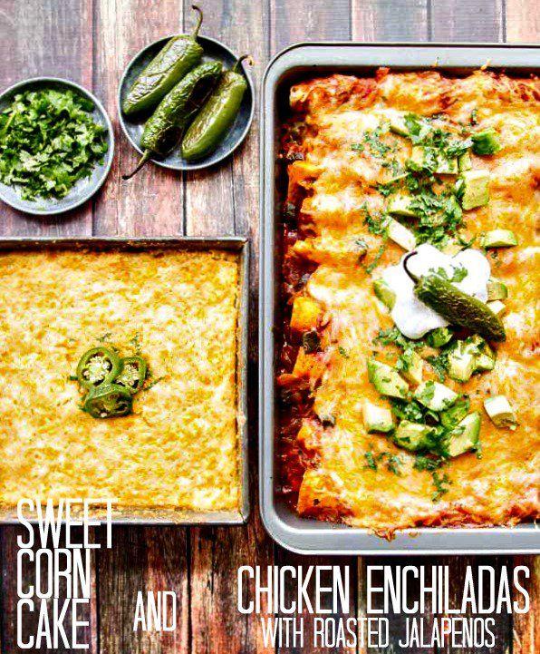 Chicken and sweet corn casserole recipe