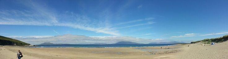 Carrowmore beach, County Mayo.