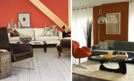 The colour for 2012 - tangerine tango, blog from East Coast Living