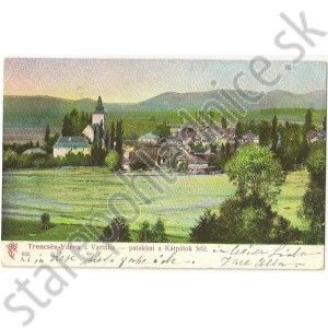 Varín, Trencsén - Várna Feitzinger 632