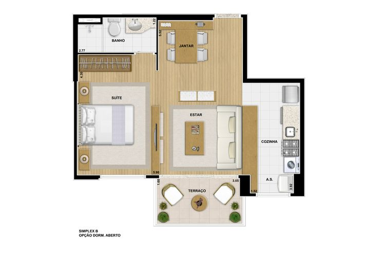237564949069577605 on open floor plans small home