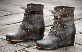 JOAN OF ARCTIC WEDGE  |  Sorel