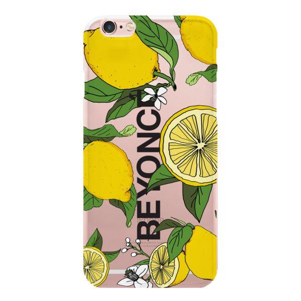 Beyonce - Beyonce Lemon iPhone Case