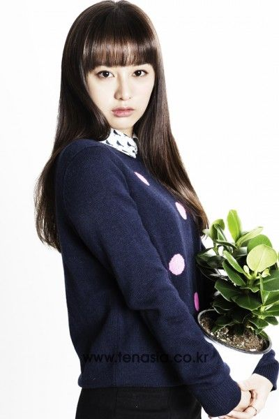 2013.12, TENASIA, Kim Ji Won