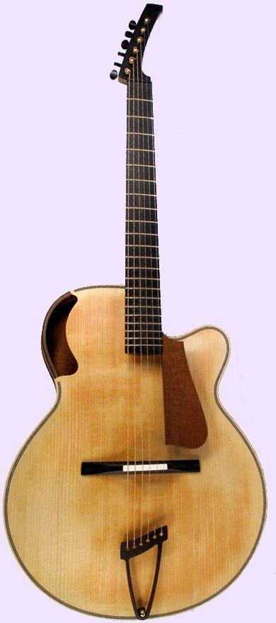 Pourquoi les guitares acoustiques vintages sonnent