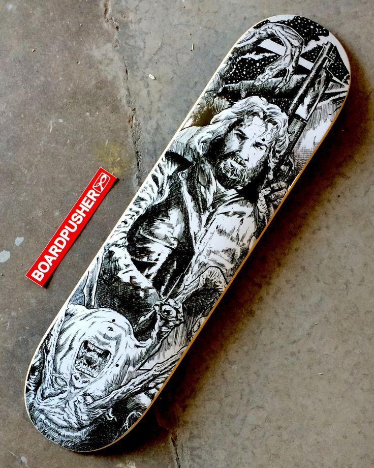 Skateboards by at boardpusher custom skateboards