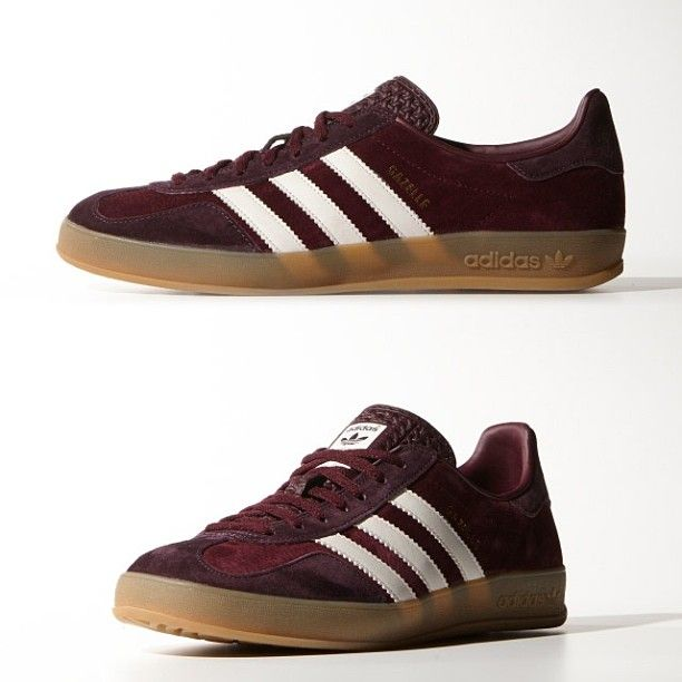 the latest ba56b 76804 Adidas Originals Gazelle Indoor - Maroon - Avaibale to Pre-Order now at  Aphrodite Clothing adidas gazelle  Clothing  Adidas originals, Adidas,  Trainers
