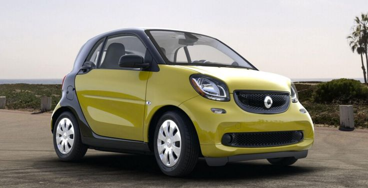 pure coupe fortwo | smart USA