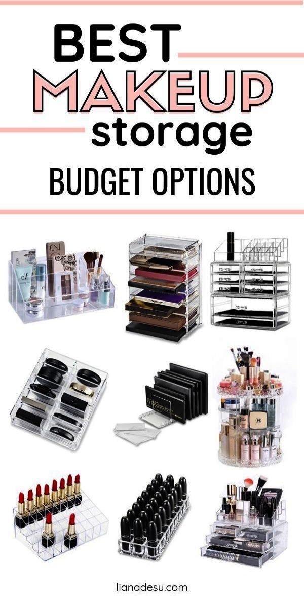 Makeup Organizer Etsy lange Makeup Revolution Pro zusammen mit Makeup Organizer Ama …   – makeup organization and storage