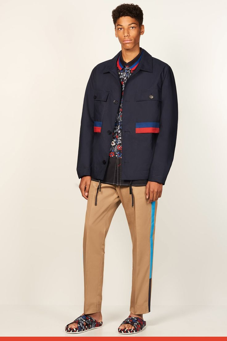 Tommy Hilfiger, Look #17