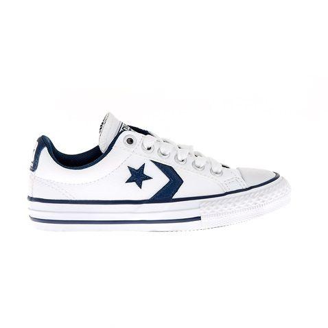 CONVERSE-Παιδικά παπούτσια Star Player EV Ox λευκά