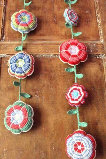 Galería: Móviles a Crochet   CTejidas [Crochet y Dos Agujas]