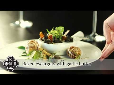 Kuninga Seafood Restaurant Menu Presentation 2013/2014
