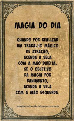 Magia no Dia a Dia: Magia do Dia: Velas http://magianodiaadia.blogspot.com.br/2016/11/magia-do-dia-velas.html