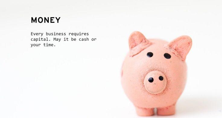 You Need Money