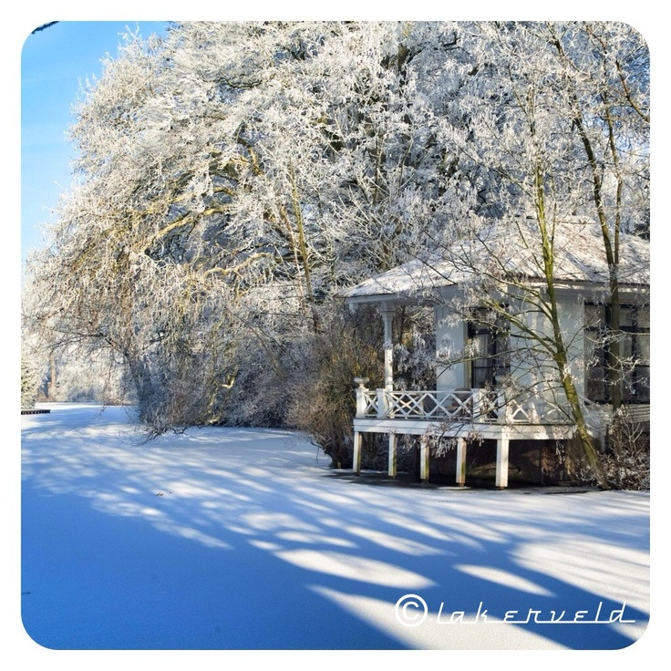 #snow #holland #woerden #landscape