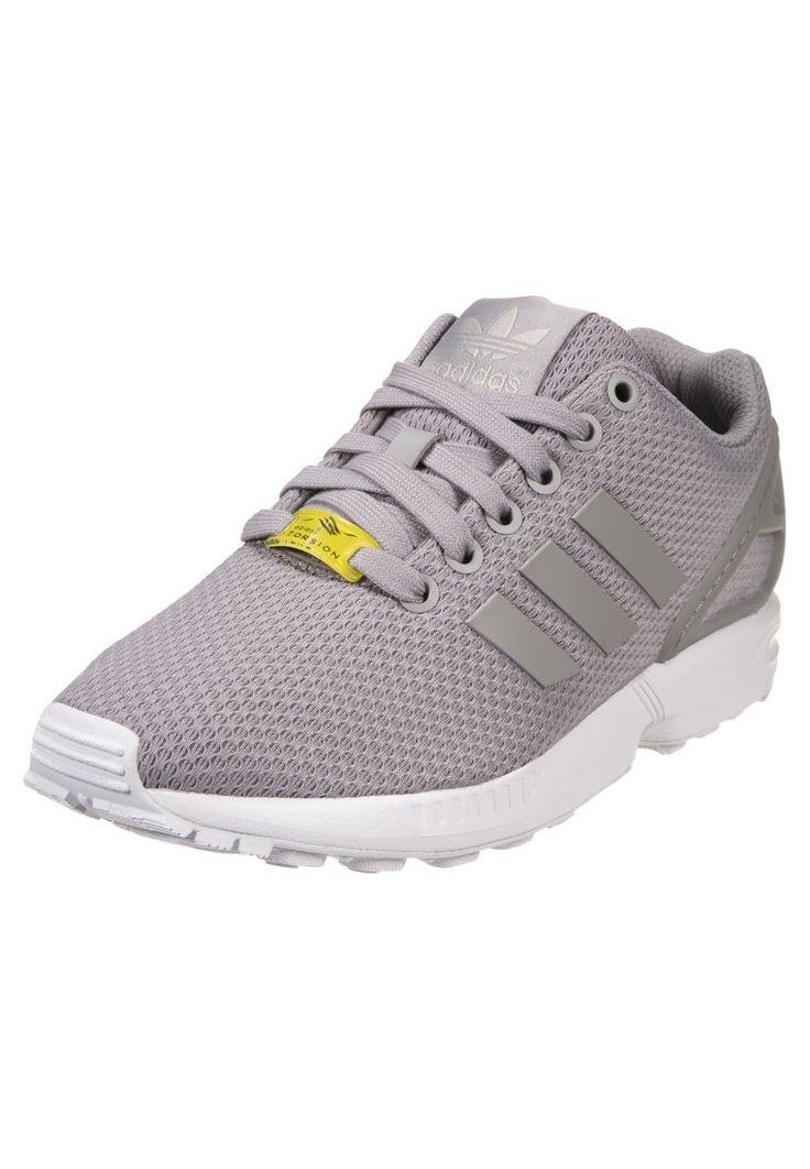 wholesale dealer 73a3e 16eb7 ... australia adidas originals zx flux sneaker light granite zalando.de  c47c6 5ae09