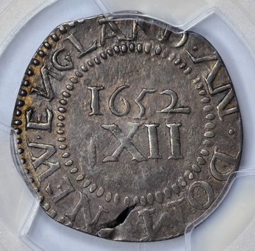 Absolutely amazing! Take a look at this 1652 Shilling Pine Tr, Lg Pl, no Pel PCGS MS61. What an amazing piece of history that's survived for over 350 years! To View Or Purchase This Rare Colonial Coin: http://www.collectorscorner.com/Products/Item.aspx?id=15089604 #CollectorsCorner #Shilling #Pine #Tree #NewEngland #Colonial #Rare #Coin #Numismatic #Heavyweight #Old #Amazing #Condition #Real #Awesome #Mindblowing #History #Collectible #Collector