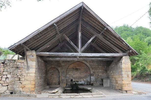 Lavoir de Cénac-et-Saint-Julien Dordogne