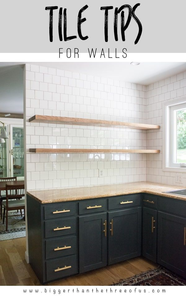 Tiling Tips For Walls With Images Kitchen Wall Tiles House