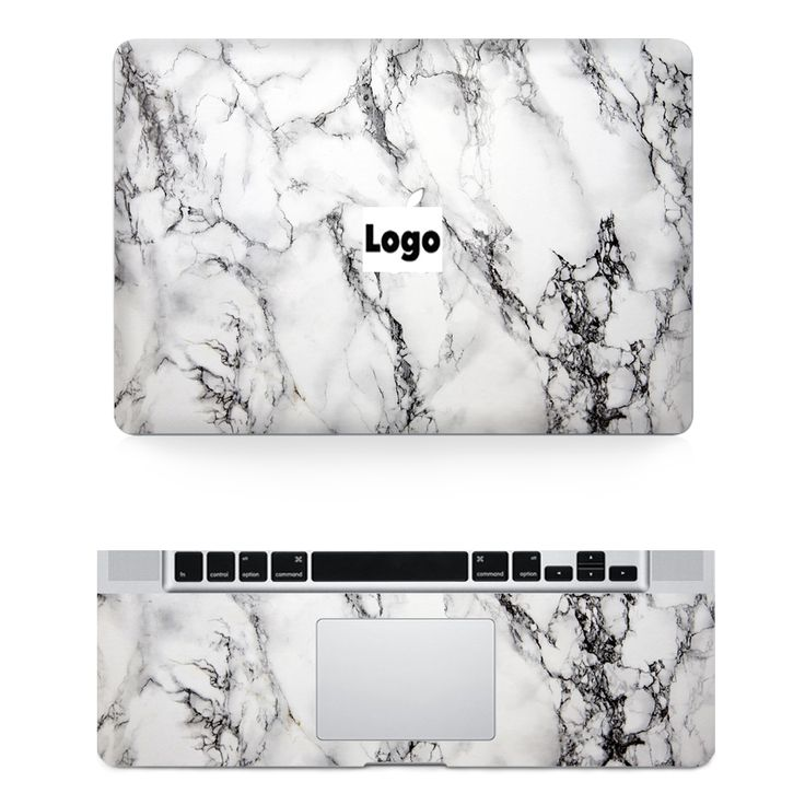 Hot Sale Laptop Sticker For Macbook Top Side+Wrist Pad Vinyl Decal Marble Grain World Map Skin For Apple Air Pro Retina Notebook