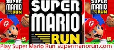 Super Mario Run - Play Super Mario Games Free - Silvercrib