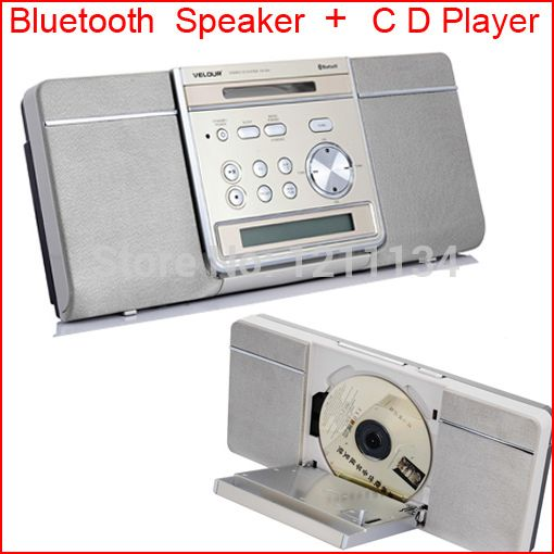 Blutooth Speaker + CD Player