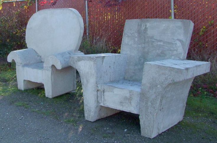 116 Best Concrete Furniture Images On Pinterest Base